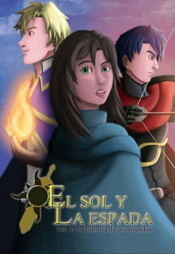Cover art: El sol y la espada - vol. 1 by J-Marcos