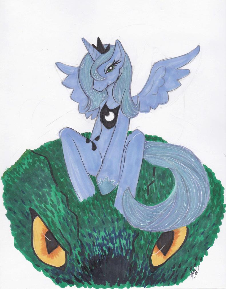 Princess Luna Varga by Rift120
