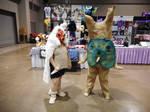 Mononoke and Kokiri