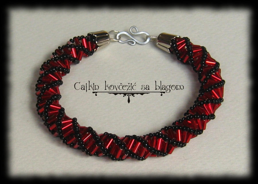 Wonderlust B-day bracelet by Cayca