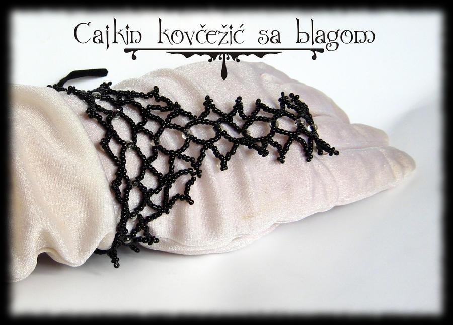Per aspera... handflower by Cayca