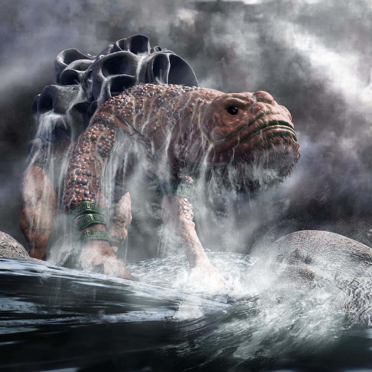 Goliathus by mekani