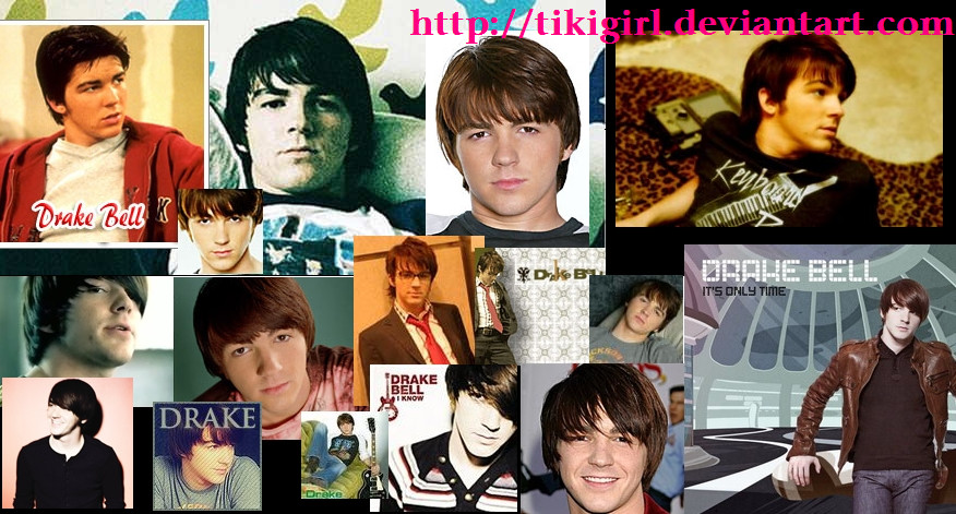 Drake bell fan collage by tikigirl on deviantart drake bell fan collage by tikigirl voltagebd Images