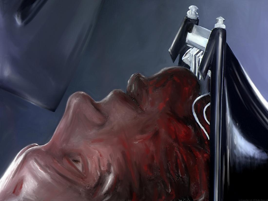 The Birth of Darth Vader by avimdesign
