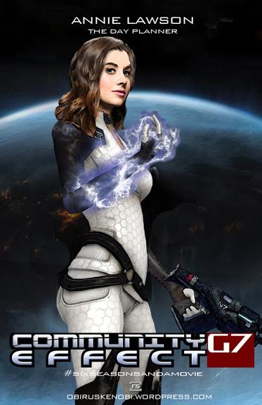 Mass Effect Community Mashup Fan Art by rs2studios
