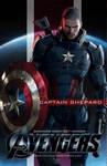 Video Game Avengers Captain Shepard Fan Art