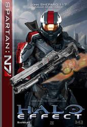 Mass Effect/Halo Spartan N7 V2