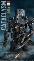 Pacific Rim Jaeger Cataclysm/Italy