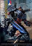 PACIFIC RIM JAEGER Azure Defiant: Philippines 2.0