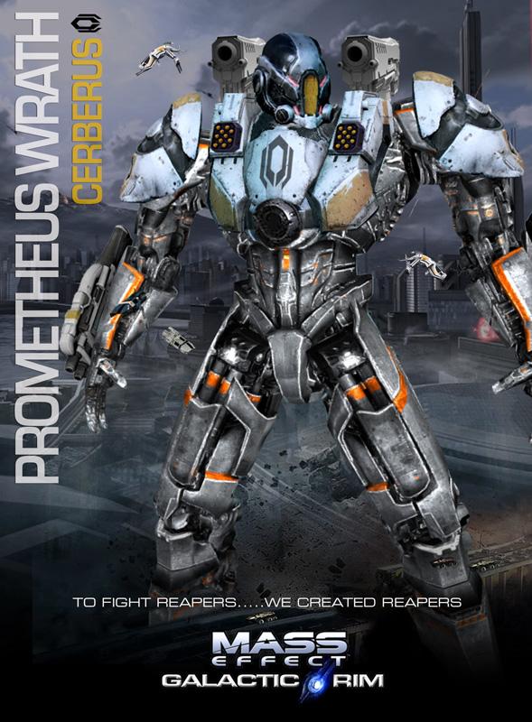 MassEffect Jaeger Cerberus/Prometheus Wrath by rs2studios