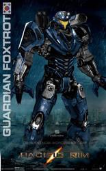 Custom Jaeger Guardian Foxtrot South Korea by rs2studios