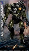 Custom Jaeger Defender Gamma New Zealand