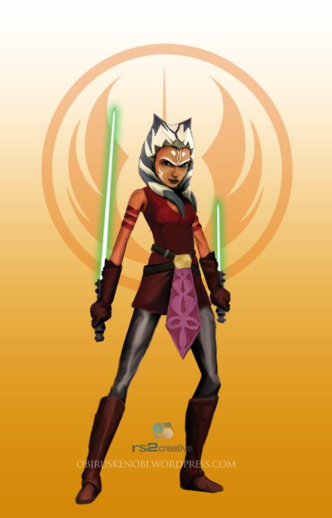 Wallpaper Star Wars The Clone Wars Ahsoka Tano Singebloggg