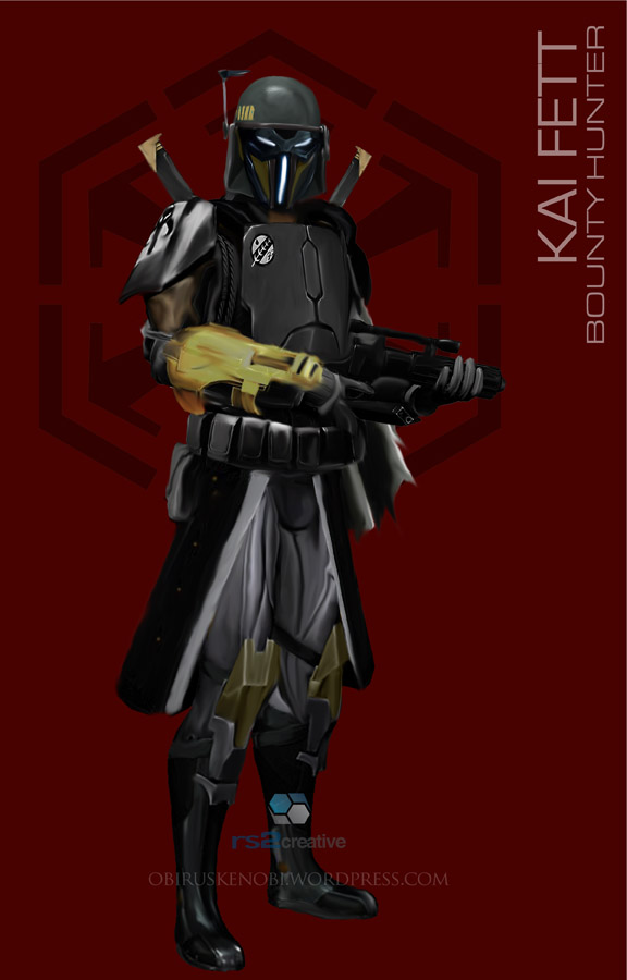Star Wars Mass Effect Crossover