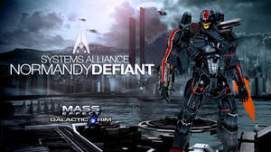 MassEffect Systems Alliance Jaeger NormandyDefiant