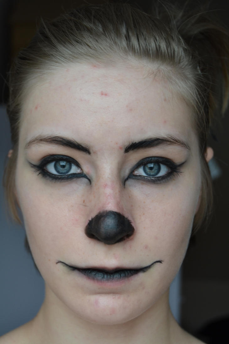 she wolf makeup