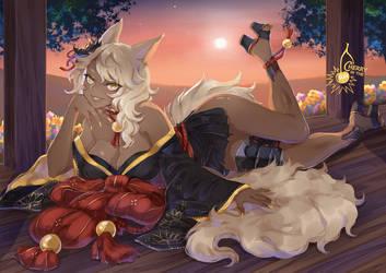 Shinobu Dim Sunset.