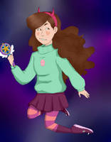 Mabel Vs The Forces Of Evil by runikol2000