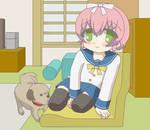 asynchronous game dog