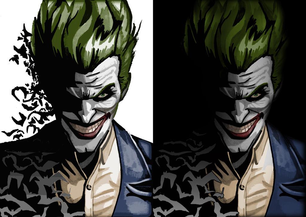 Arkham origins joker colour marker by evanattard on deviantart arkham origins joker colour marker by evanattard voltagebd Image collections