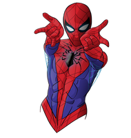 Spider-Man (All-New, All-Different Marvel) by evanattard