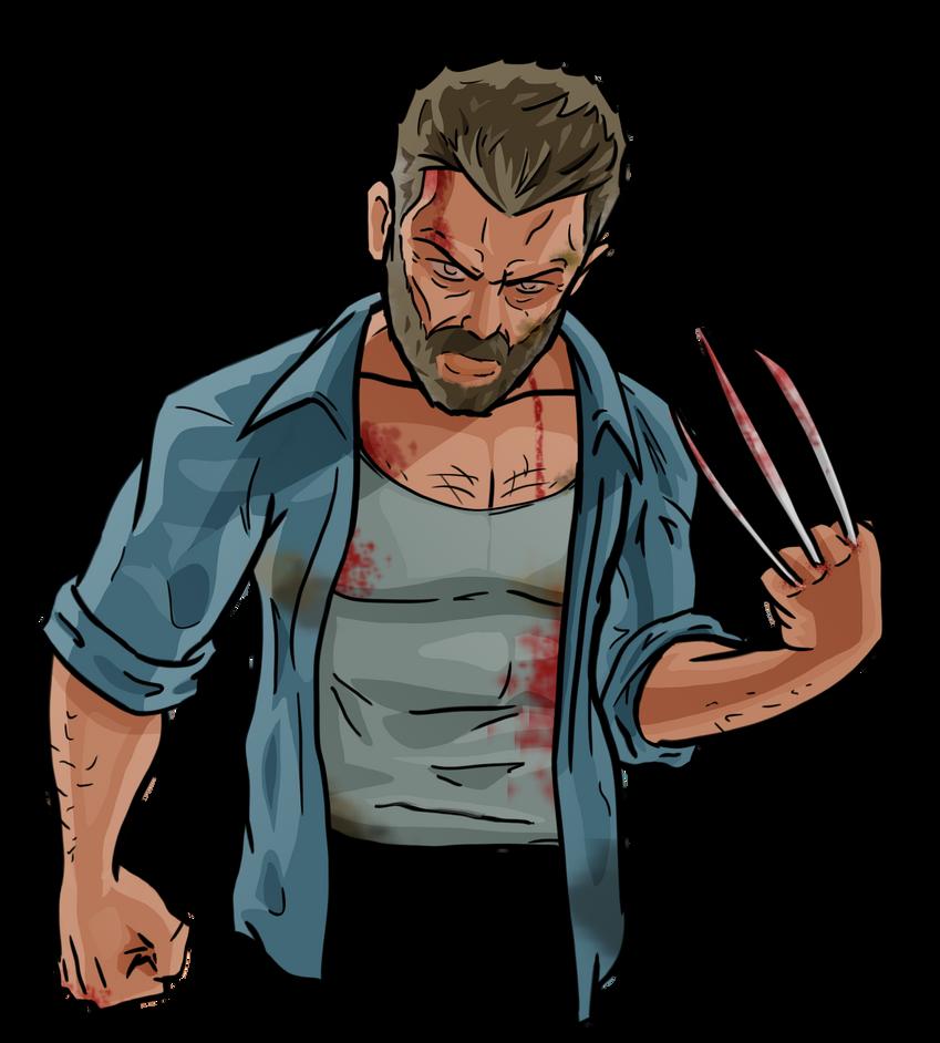 Wolverine Logan by evanattard on DeviantArt