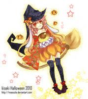 Vreme Kiseki - Halloween by moesuke