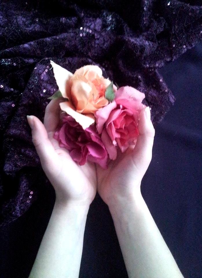 beauty of fabrics by Therriveth