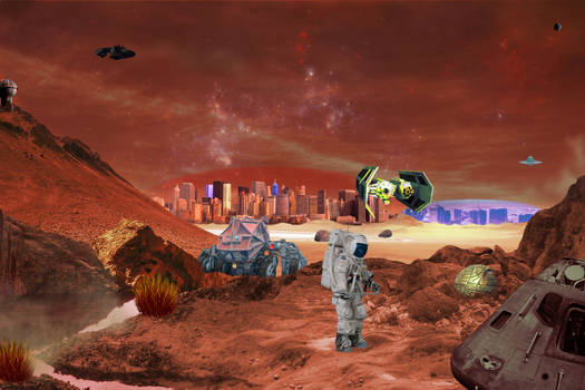 Mars -The Next Generation#