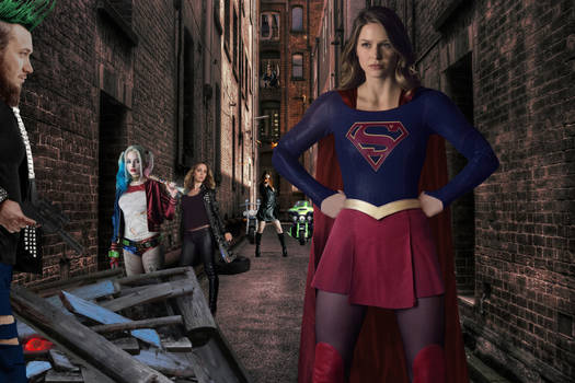 Supergirl - A Force To Be Reckoned With#