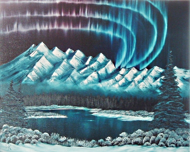 Northern Nights by W. Redman by wanred