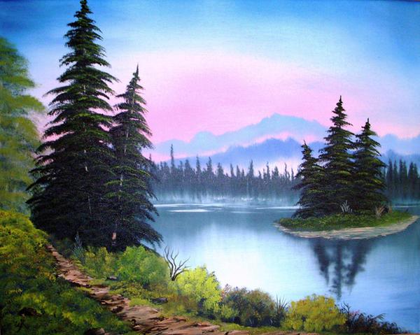 Mystic Island by Wanda by wanred