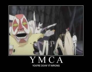 Bleach:YMCA Motiv by Uniquefantasy