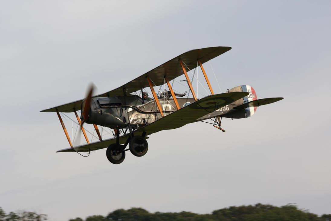 Bristol F.2B by james147741