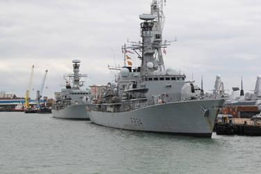 HMS Iron Duke by james147741