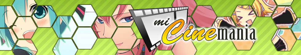 MiCinemania banner (green)