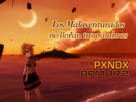 Los malaventurados no lloran tus palabras by elporfirio