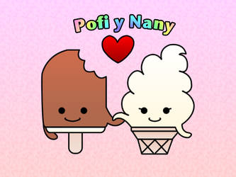 Pofi y Nany by elporfirio