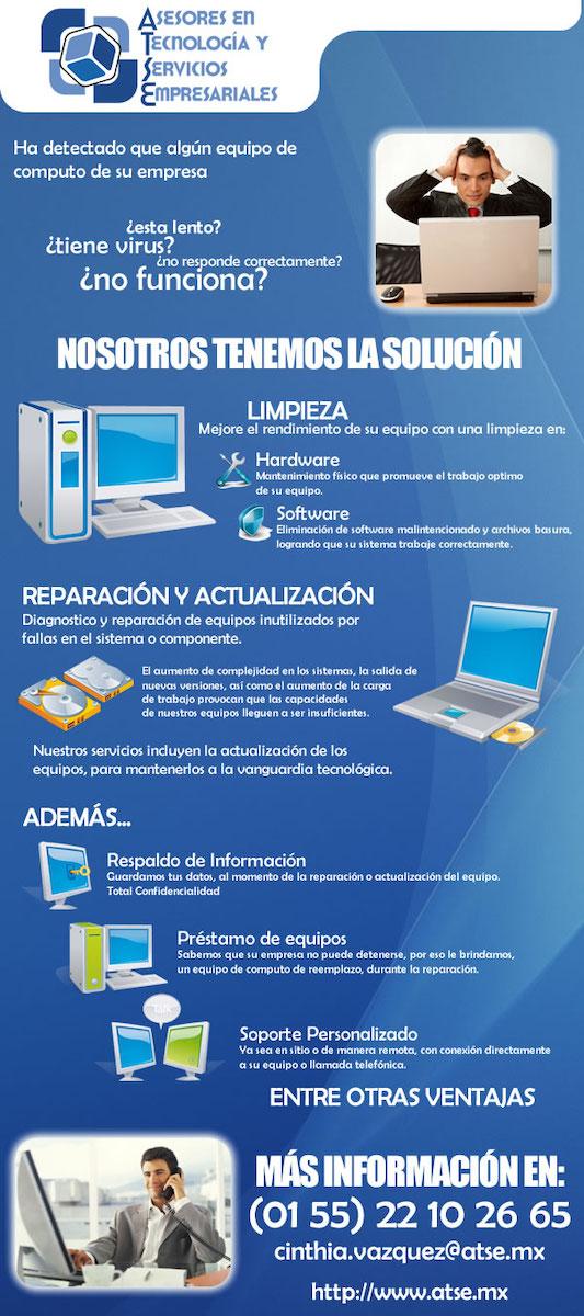 Publicidad ATSE (soporte) by elporfirio