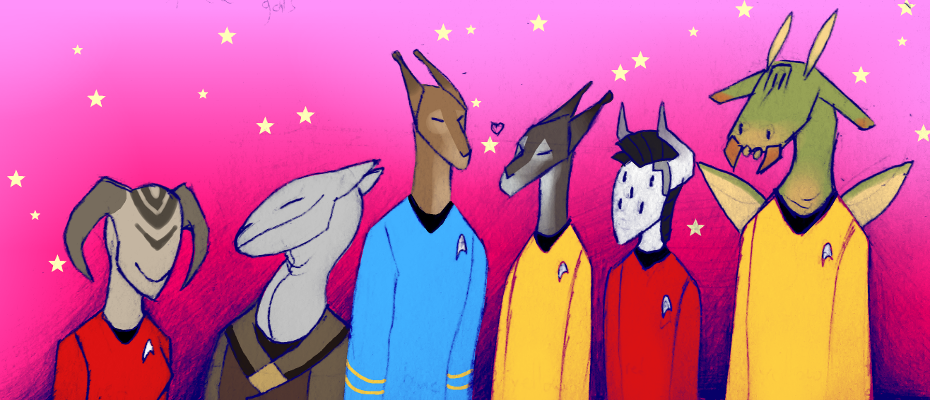 Space Losers by Asralore