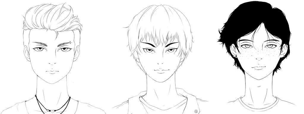 Faces Practice by hopeanna