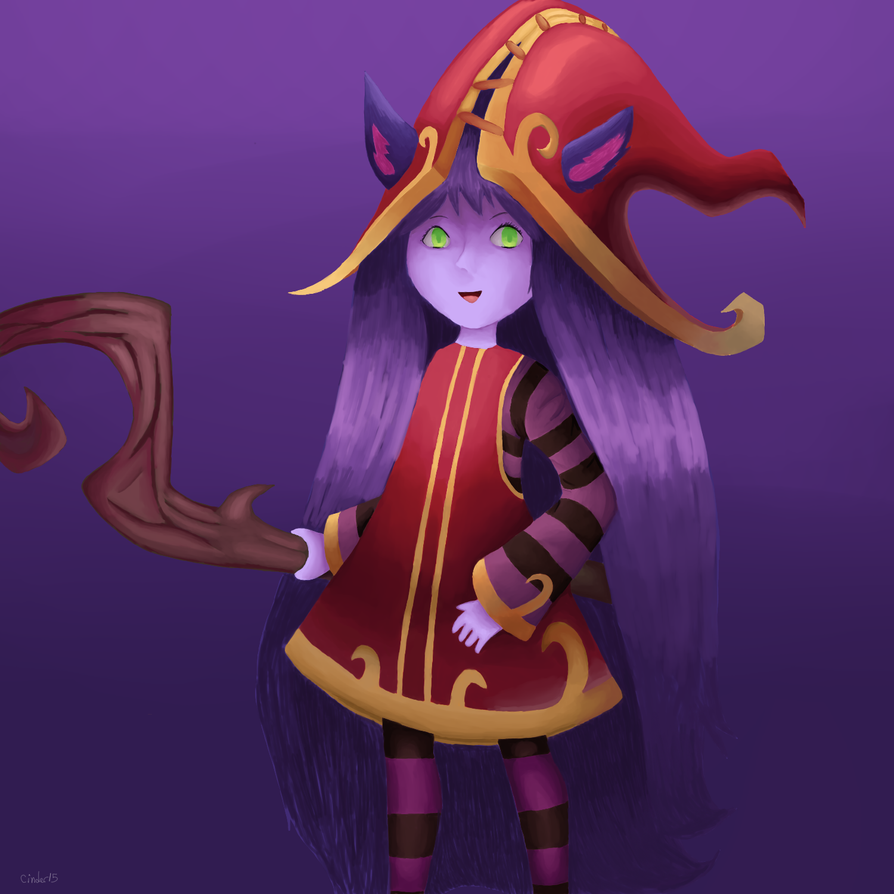 Lulu by Cindershine