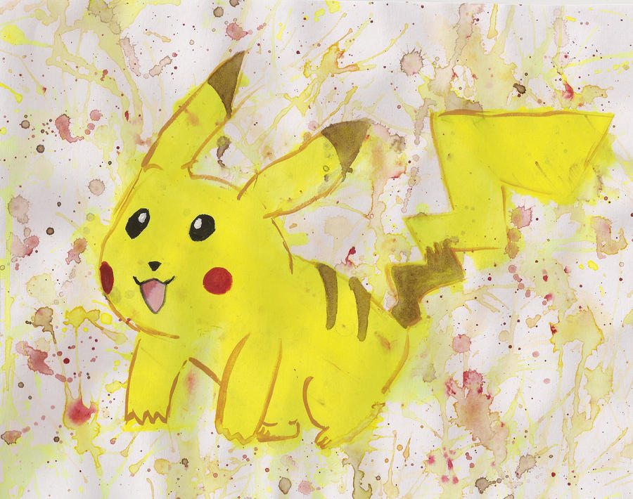 Pikachu by phaezor