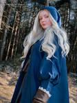 Ciri Witcher Netflix Cosplay