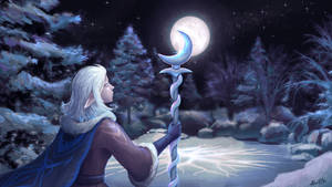 Lunar priest