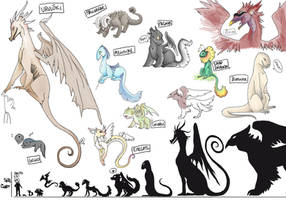 Reference: Dragons