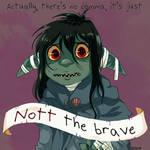 DnD Critical Role: Nott the Brave