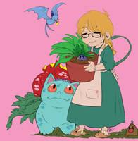Pokemon: Rymesona