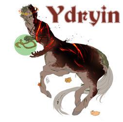 Lusternia: Ydryin, the Scorched Hamadryad
