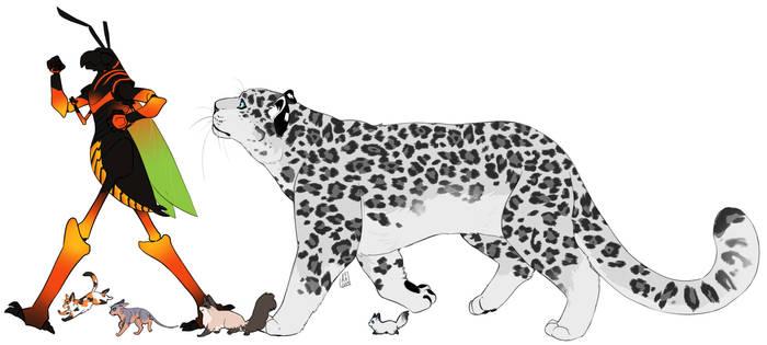 Lusternia: Gurashi's Itty Bitty Kitty Committee